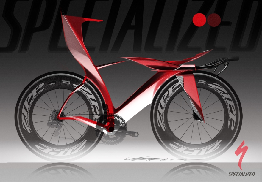 Specialized Concept Bike