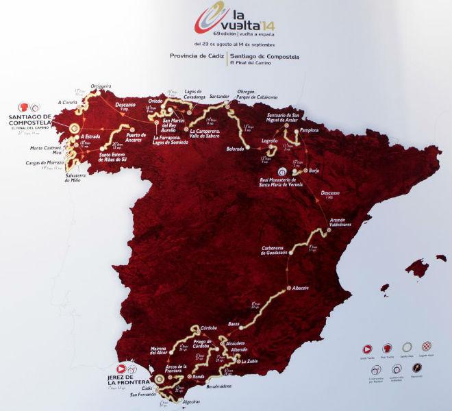 Vuelta a España 2014