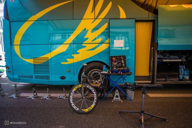 Astana Cycling Team