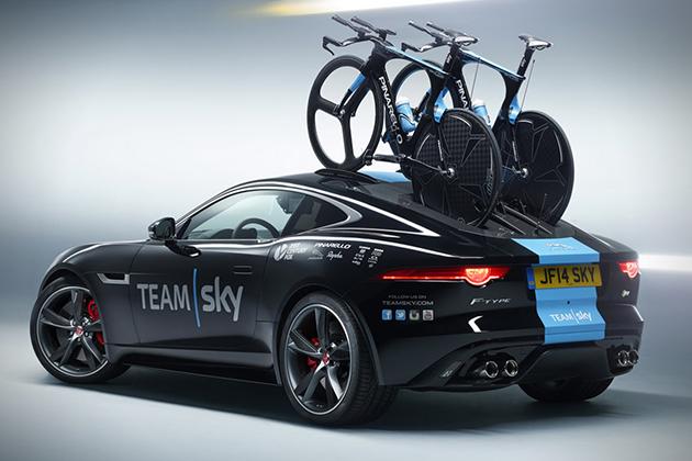 Jaguar-F-Type-Team-Sky-Edition-for-Tour-de-France
