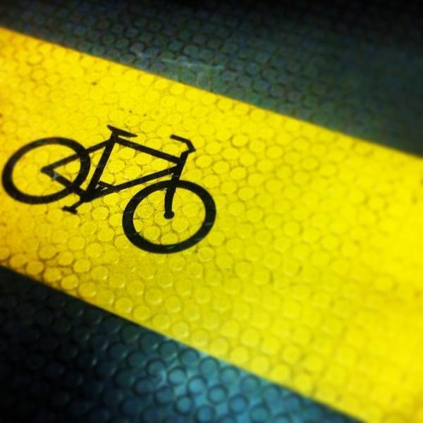 bike line