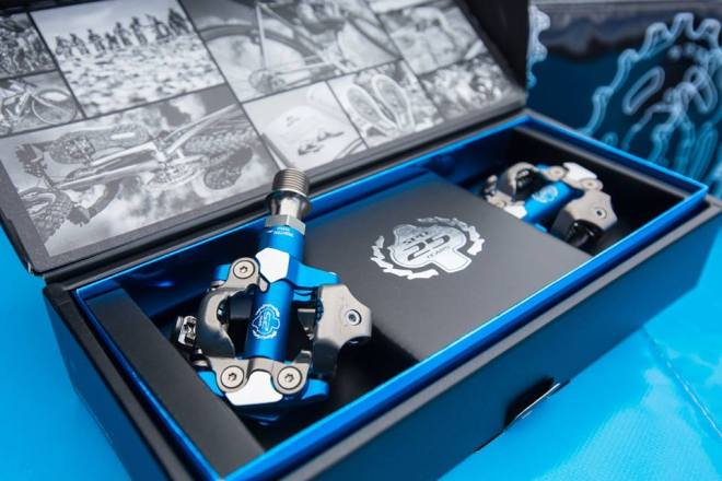 Shimano's special edition pedals
